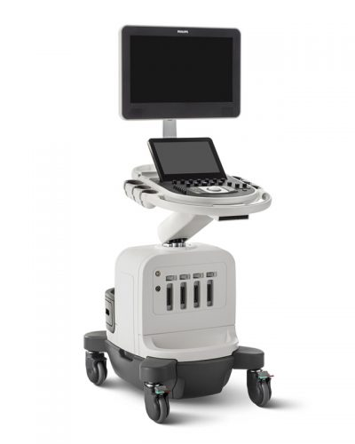 Philips Affiniti 50 Ultrasound Machine